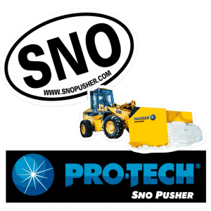 Pro-Tech Stickers