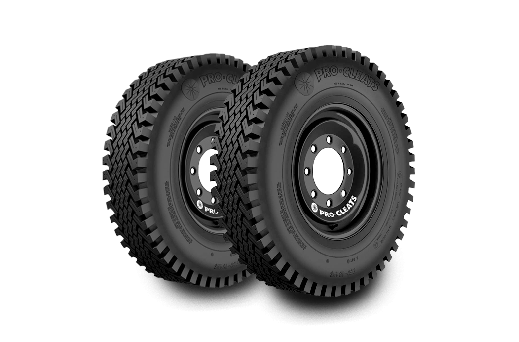 pro-cleat tires
