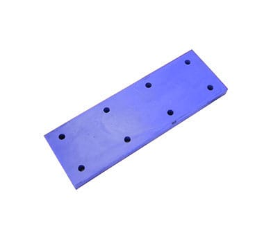 Steel Edge Poly Hinge