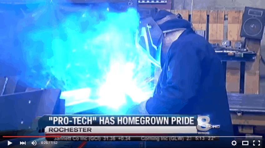 Pro-Tech News Story