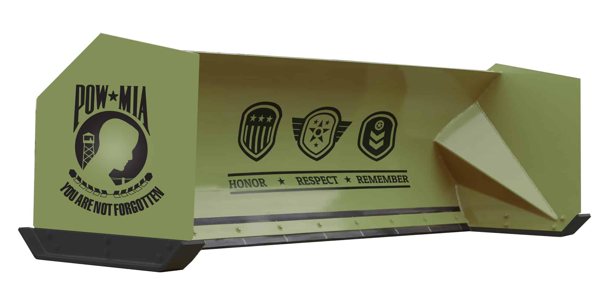 pro-tech military pusher