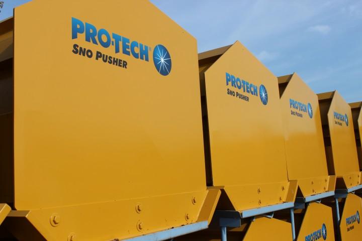 Pro-Tech Turf Pushers Inventory