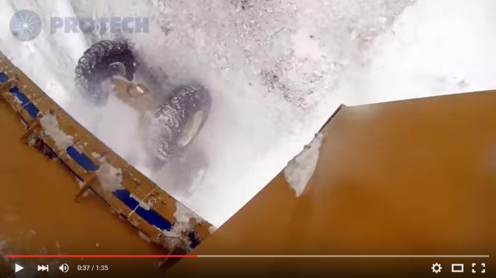 Steel Edge Video Clip