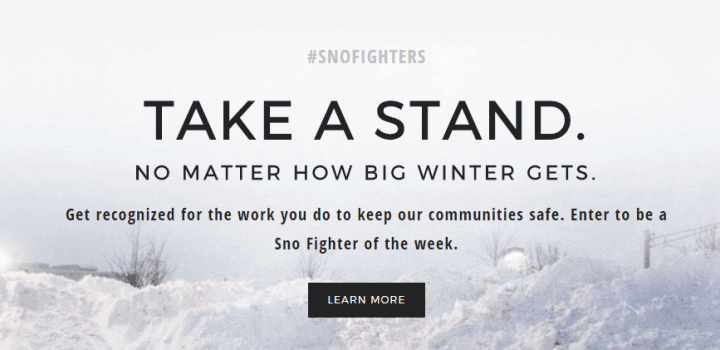 SnoFighters Take A Stand