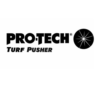 turf pusher logo