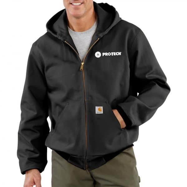 pro tech carhartt jacket