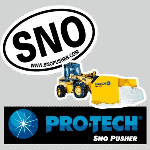 Pro-Tech Stickers