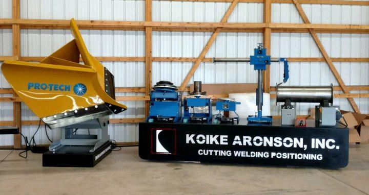 V Plow Kioke Aronson