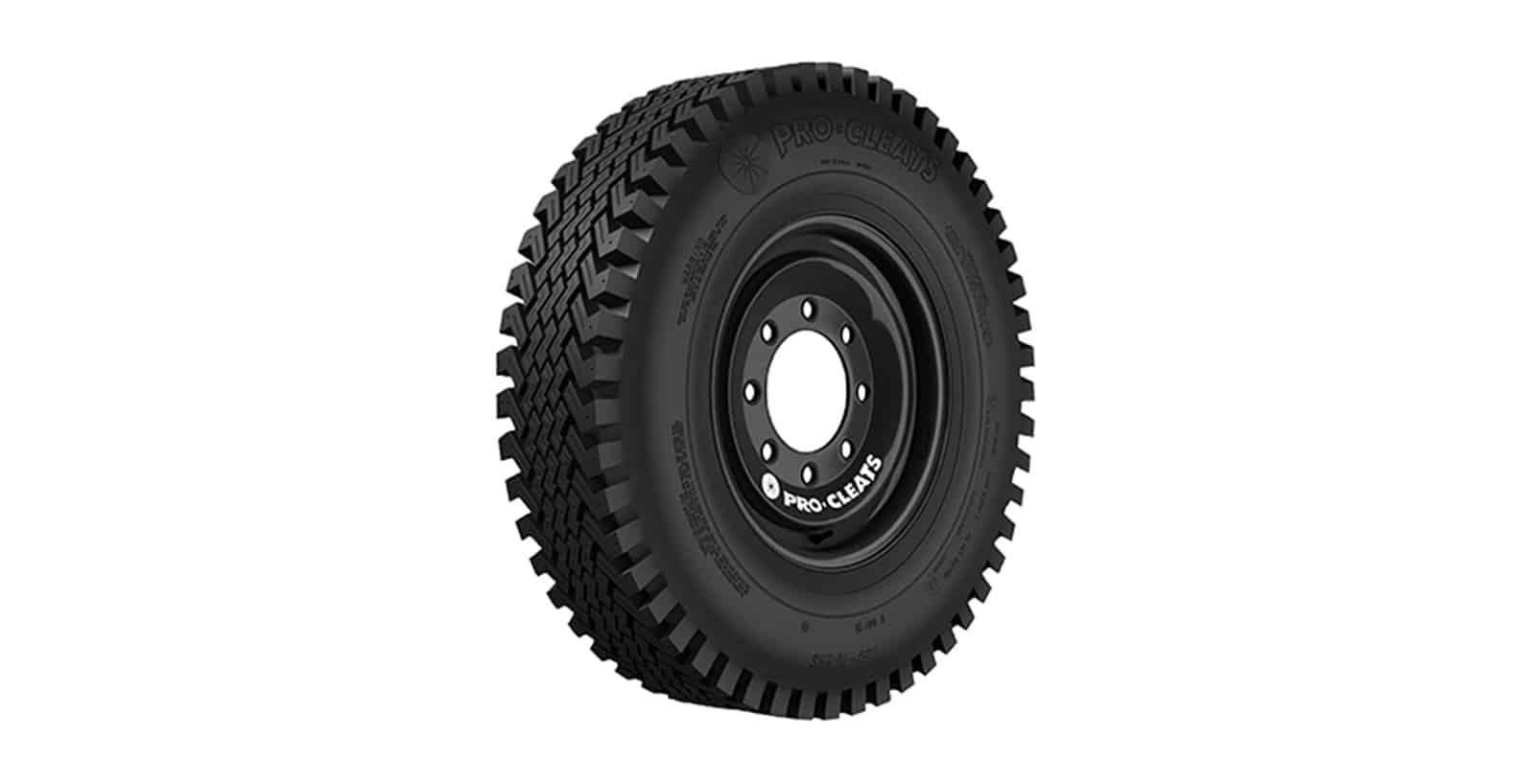 Cheap Snow Tires >> Pro Cleat Skid Steer Snow Tires Set Of 4