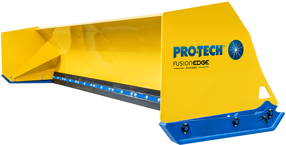 Pro-Tech Sno Pusher - Snow Pushers, Snow Plows, and